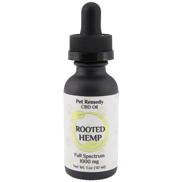 Pet Remedy CBD Oil