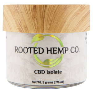 CBD Isolate – 5 grams