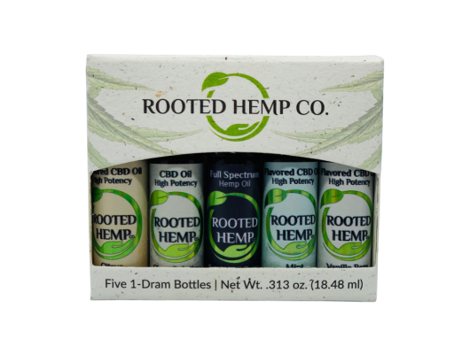 Rooted Hemp Co - CBD oil's