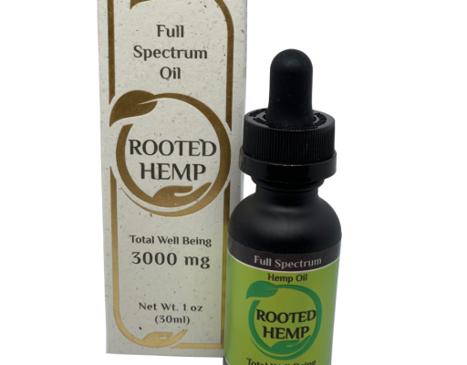 Full Spectrum CBD Oil 3000 mg
