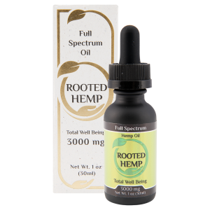 Full spectrum quality cbd oil