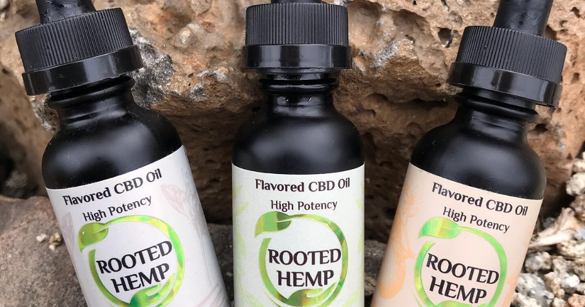 type of CBD product